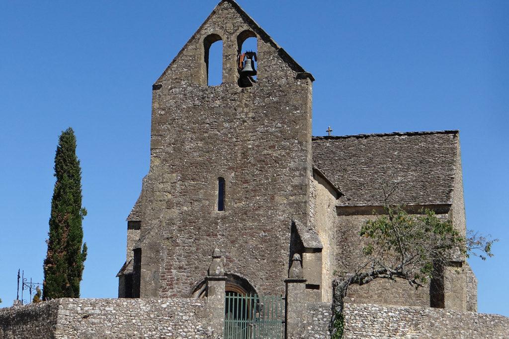 Eglise Saint-Martial de Cazenac