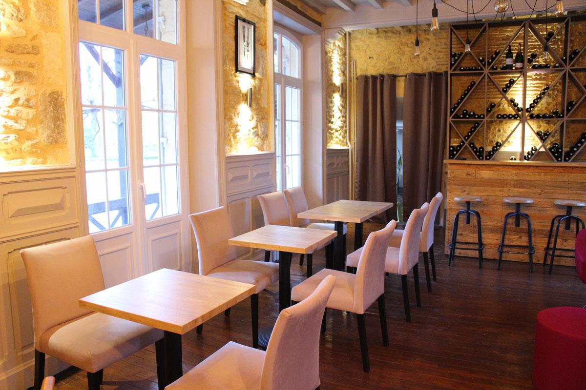 Bar à Vin Hotel Relais Périgord Noir